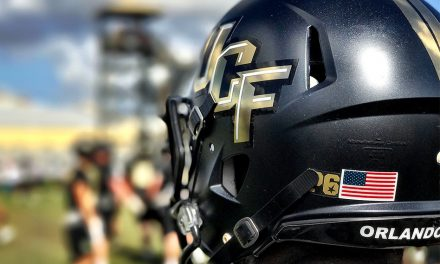UCF Spring Football Game Saturday Night at 6:30pm