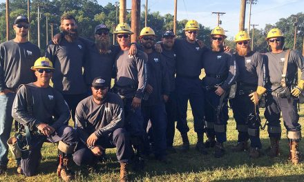 KUA Linemen Place Second in Florida, Lasso 7 Trophies at Rodeo