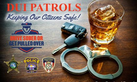 DUI Patrols in Osceola County Tonight From 7:30pm to 4:00am