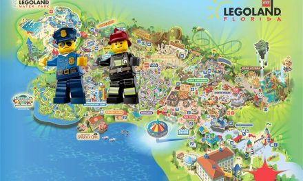 LEGOLAND® Florida Resort Honors U.S. Police Officers, Firefighters and EMS Personnel with Free Admission Through May