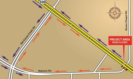 Road Closure and Detour Scheduled for Neptune in St. Cloud