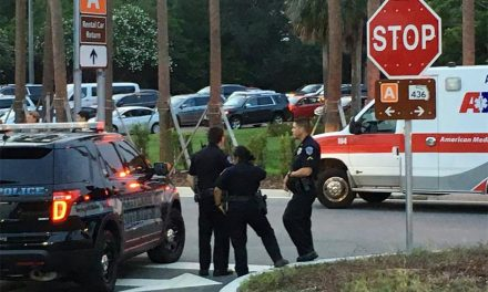 How the Orlando International Airport Gunman Standoff Unfolded