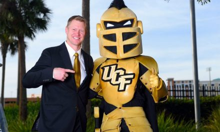 UCF Head Football Coach Scott Frost Signs Contract Extension Through the 2021 Season