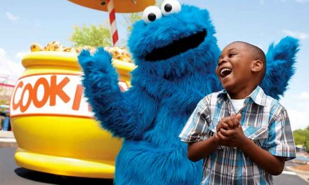 SeaWorld Orlando Announces that Sesame Place is Moving Into the Neighborhood