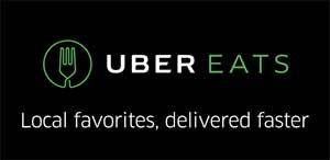 Uber EATS Button Osceola