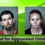 Osceola Parents Arrested for Beating Their 4-Month Old Infant