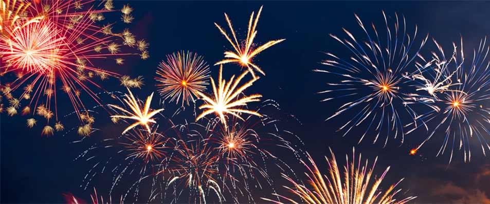 Celebration Florida Fireworks