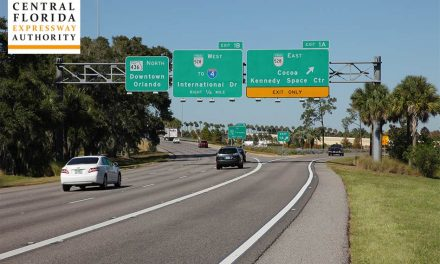 Central Florida Expressway Authority Adds Brevard County to its Network