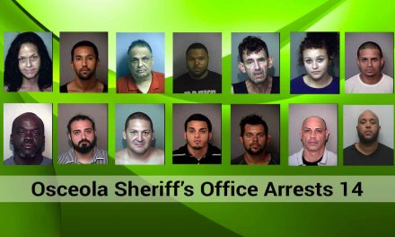 Osceola Sheriff's Office Investigation Leads to 14 Arrests in Drug Bust