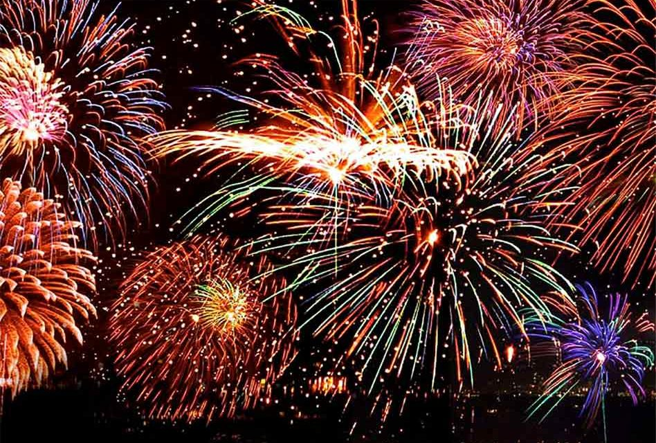 Make Your Plans Now for July 4th Fireworks Celebrations Around Osceola !