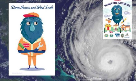 2017 Hurricane Names the Saffir-Simpson Wind Scale