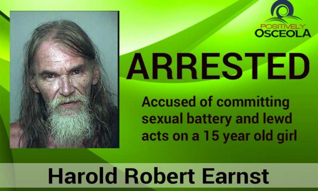 Osceola County Man Accused of Sexually Battering 15-year-old Girl