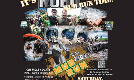 It's Robo Mud Run Time in St. Cloud Saturday June 24th
