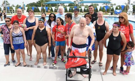 Special Olympics Partners with Association of Poinciana Villages
