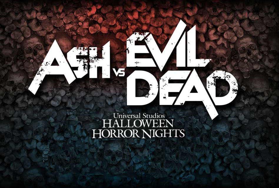 Ash vs Evil Dead Makes its Horrific Debut at Halloween Horror Nights