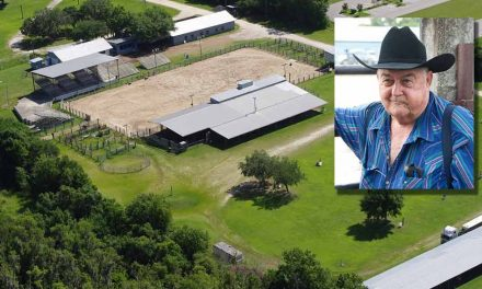 Former Osceola Commissioner and Rodeo Pioneer Passes