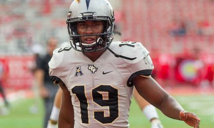 UCF Knights Kicker Donald De La Haye Ruled Ineligible by NCAA over YouTube