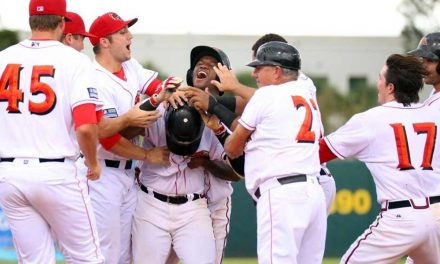 Fire Frogs Plate Two Runs in the Seventh to Steal a Win from Tortugas