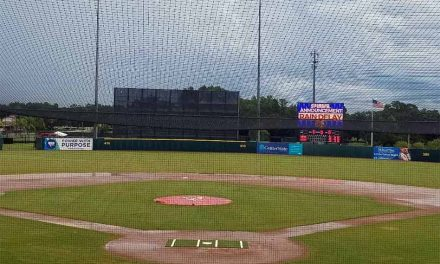 Fire Frogs and Maurauders Postponed Thurs. Two 7 Inning Games Tonight