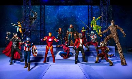 "Ringling Brothers Circus Closes and Superheroes ""Stage"" a Rescue"