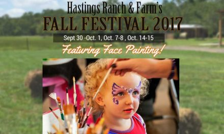 Hastings Ranch & Farm Fall Festival Adds Face Painting to All 3 Weekends!