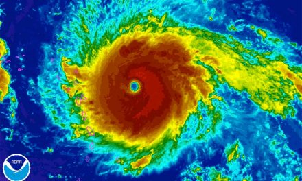 Hurricane Irma Continues to Build as Category 5 With 180 mph Winds