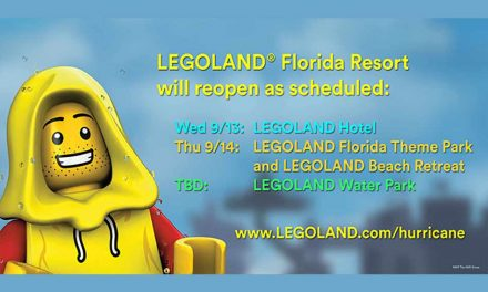 Legoland Florida Resort Reopens Today!