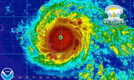 St. Cloud Continues to Monitor Hurricane Irma and Provide and Emergency Info