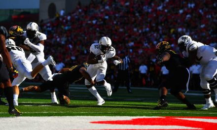 UCF Defense Takes Out Maryland in 38-10 Road Game