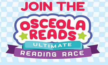 Don't Miss Osceola Reads' Ultimate Reading Race!