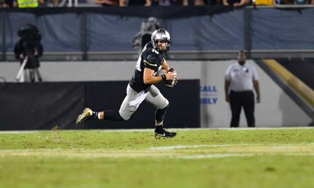 UCF's Aerial Attack Lifts UCF to 51-23 Win Over Cincinnati