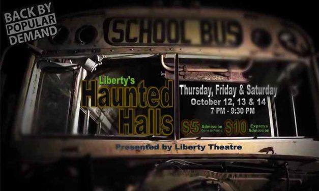 Liberty High School's Haunted Halls are Waiting for YOU This Weekend!