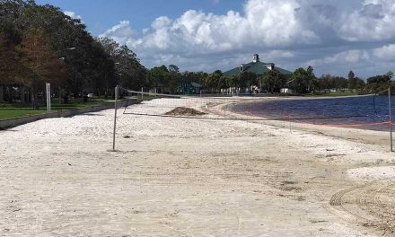 St. Cloud and Chisholm Park Beach/Swimming Area Closed Until Further Notice