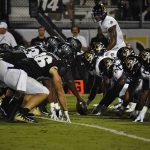 No. 22 UCF Routs East Carolina 63-21 on Saturday night's Homecoming