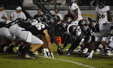 No. 22 UCF Routs East Carolina 63-21 on Saturday night's Homecoming