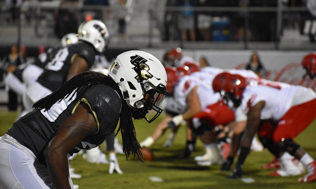 UCF Knights Football Sets New School Scoring Record in 73-33 Win Over Austin Peay