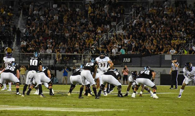Knights Announce UCF Football Excellence Fund Campaign