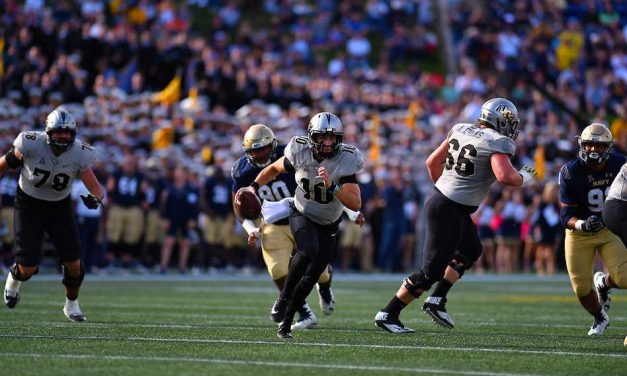 UCF Knights Football Defeats Navy 31-21 on the Road and Goes 6-0