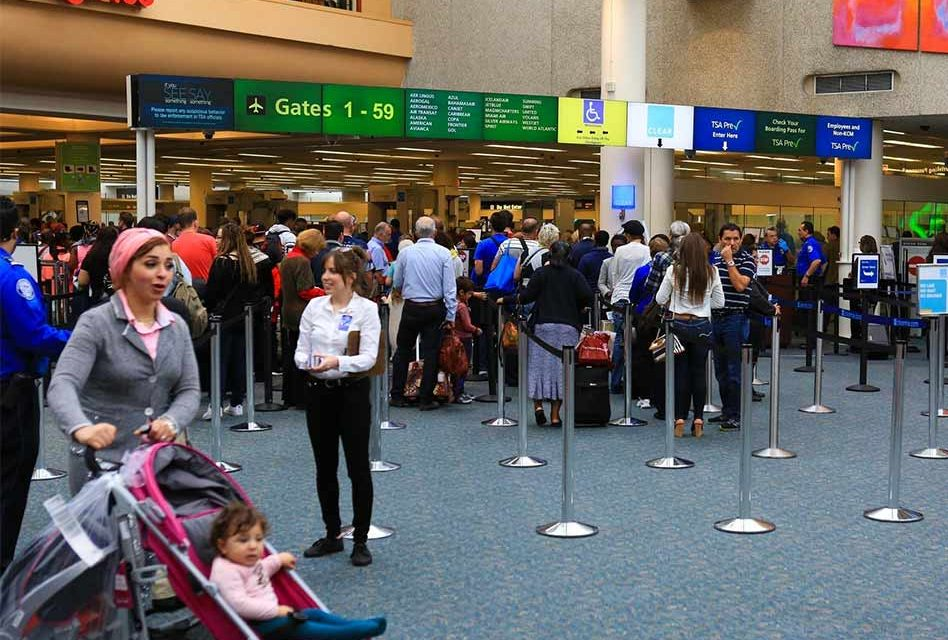 Camera Battery Explosion Causes Orlando International Airport Panic