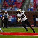 No. 14 UCF Knights Continue Winning Streak with 45-19 Victory at Temple