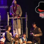 Only ONE Weekend Left to Join the Cratchit Family, Ebenezer Scrooge and the 3 Ghosts at Osceola Arts!