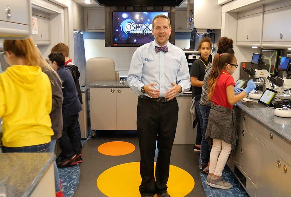Osceola Educator Selected For 2017 National PBS Digital Innovators Program