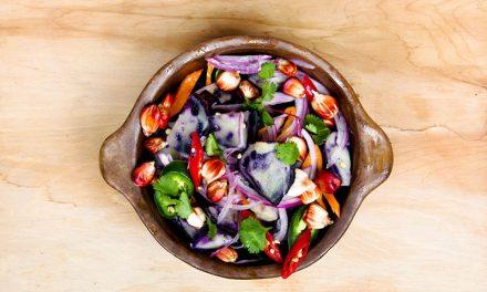 The Super Salads Recipe