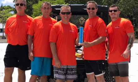 "Home Depot Cardboard Boat Race Team Takes ""Home"" 1st Place"