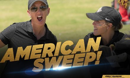 UCF Sweeps Major American  Athletic Conference Women's Golf Awards