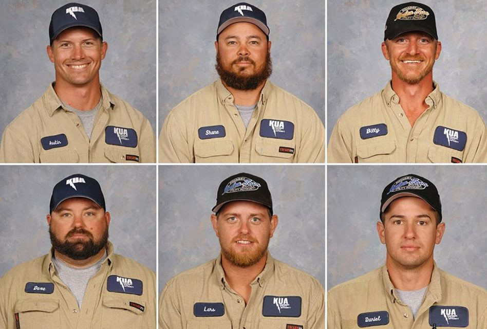 Six KUA Linemen to Compete in 17th Annual Public Power Lineworkers Rodeo in Texas