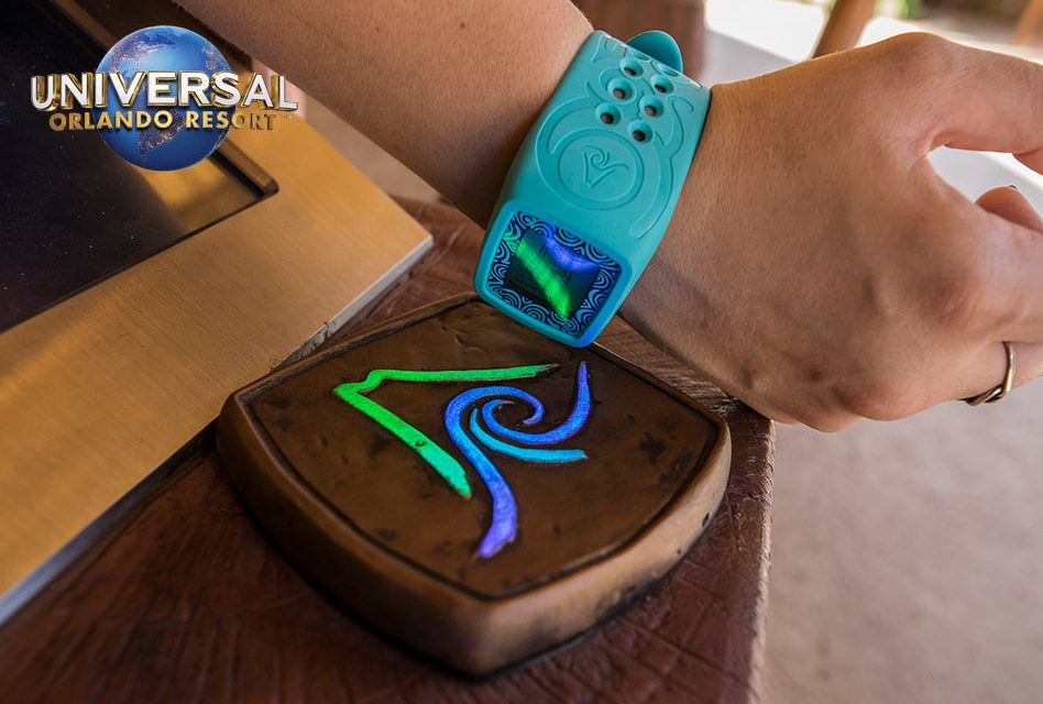 Universal AnnUniversal Announces More Info About Its Wearable –for the Upcoming Volcano Bay Water Theme park