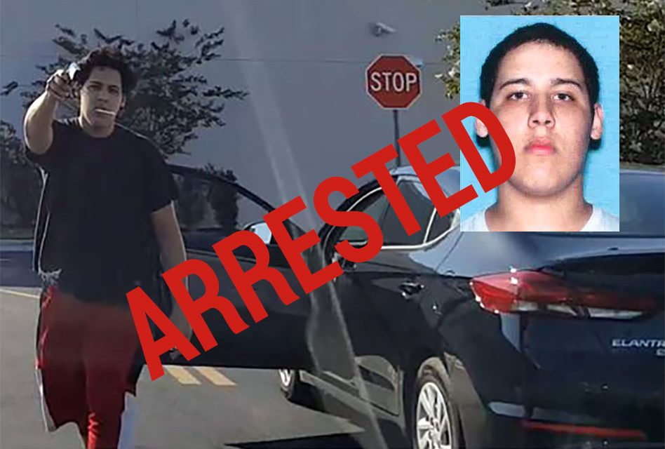 Deputies Arrest Man Accused of Pointing His Gun at a Driver After Fender Bender in Kissimmee