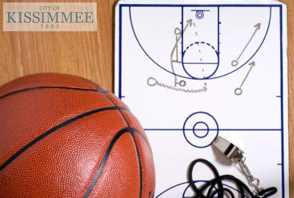 City of Kissimmee Looking for Summer Youth Basketball League Coaches