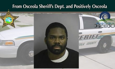 Burglar in Osceola Arrested After Sneaking Into Homes While Victims Sleep